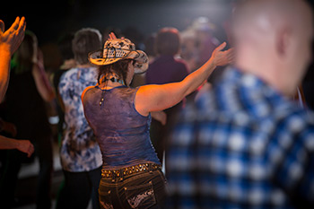 Les danses au Club Danse Country